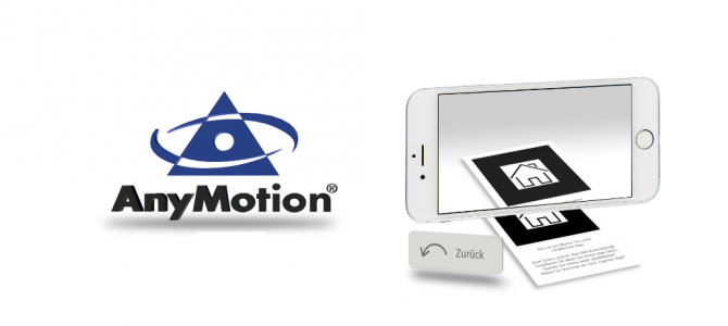 AnyMotion Gmbh Basic AR-App